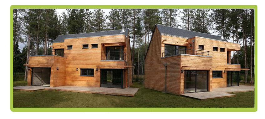 maison bois orleans ventana blog. Black Bedroom Furniture Sets. Home Design Ideas